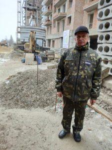 """Безпека і охорона житлового комплексу """"Містечко Центральне""""."""