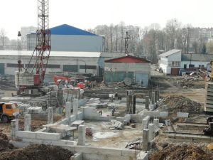 Розпочато будівництво другої черги