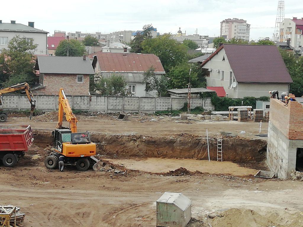 Розпочато будівництво загальноосвітньої школи